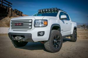Truck Bumpers - DV8 Offroad - GMC Canyon