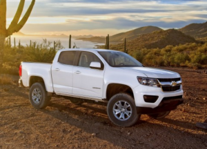 """Suspension Parts - Body Lift Kits - Performance Accessories - Performance Accessories PA10332 2"""" Body Lift Kit Chevy Colorado and GMC Canyon 2017-2019"""