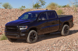 Daystar - Daystar 4003108 Comfort Ride 4.0 Series Tactical Lift Kit Dodge RAM 1500 2019-2020 4WD