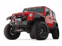 ICI Jeep Bumpers