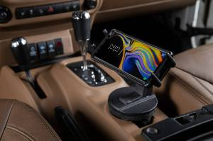 Daystar - Daystar KU81001BK Cup Holder Phone Mount - Image 5