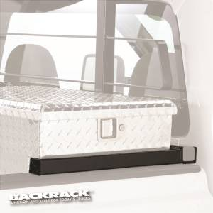 Exterior Accessories - Tool Boxes - Backrack - Backrack 91010-C Toolbox Bracket