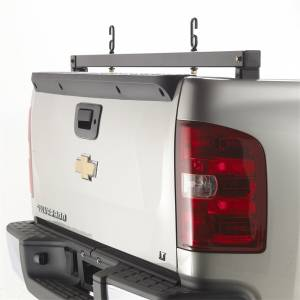 Exterior Accessories - Headache Racks - Backrack - Backrack 11527 Truck Bed Rear Bar