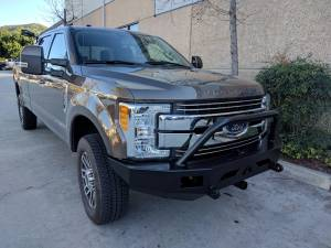 Truck Bumpers - Aluminess - Ford F250/F350 2017-2020