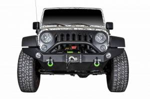Jeep Bumpers - Scorpion Extreme Armor