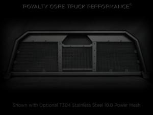 Royalty Core - Royalty Core 14031 Ford Superduty F-250 F-350 2011-2016 RC88 Headache Rack with Diamond Crimp Mesh - Image 5