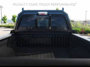Royalty Core - Royalty Core 15311 Ford Superduty F-250 F-350 F-450 2017-2020 RC88 Headache Rack with Diamond Crimp Mesh - Image 4