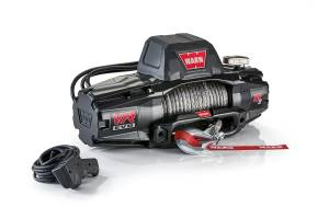 Winches - Warn Winches - Warn - Warn 103255 EVO 12-S 12,000lb Winch with Synthetic Cable