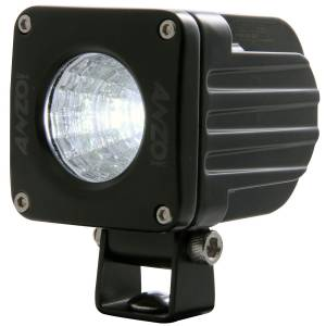 Exterior Lighting - Offroad/Racing Lamp - Anzo USA - Anzo USA 861110 Rugged Vision Spot LED Light