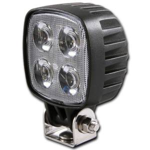Exterior Lighting - Offroad/Racing Lamp - Anzo USA - Anzo USA 881031 Rugged Vision Spot LED Light