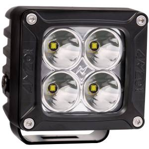 Exterior Lighting - Offroad/Racing Lamp - Anzo USA - Anzo USA 881045 Rugged Vision Off Road LED Spot Light