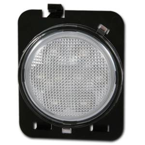 Exterior Lighting - Side Marker Light Assembly - Anzo USA - Anzo USA 861116 LED Dually Fender Lights