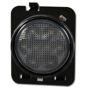 Exterior Lighting - Side Marker Light Assembly - Anzo USA - Anzo USA 861117 LED Dually Fender Lights