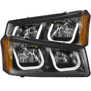 Anzo USA - Anzo USA 111312 Projector Headlight Set - Image 1
