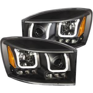 Anzo USA - Anzo USA 111314 Projector Headlight Set - Image 1