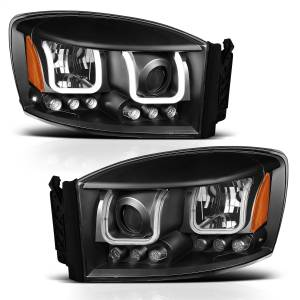 Anzo USA - Anzo USA 111314 Projector Headlight Set - Image 2