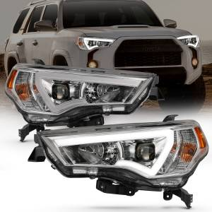 Anzo USA - Anzo USA 111417 Projector Headlight Set - Image 5