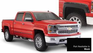 Bushwacker - Bushwacker 40957-34 Pocket Style Painted Fender Flares - Image 1