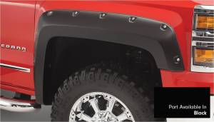 Bushwacker - Bushwacker 40957-34 Pocket Style Painted Fender Flares - Image 2