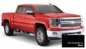 Bushwacker - Bushwacker 40957-34 Pocket Style Painted Fender Flares - Image 4