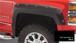 Bushwacker - Bushwacker 40959-34 Pocket Style Painted Fender Flares - Image 2