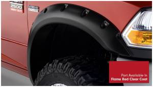 Bushwacker - Bushwacker 50919-75 Pocket Style Painted Fender Flares - Image 2