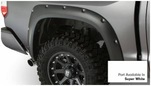 Bushwacker - Bushwacker 30918-13 Pocket Style Painted Fender Flares - Image 4