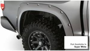 Bushwacker - Bushwacker 30918-13 Pocket Style Painted Fender Flares - Image 5
