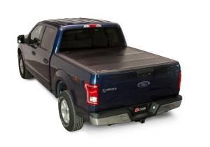 B Exterior Accessories - Tonneau Covers - BAK Industries - BAK Industries 1126309 BAKFlip FiberMax Hard Folding Truck Bed Cover
