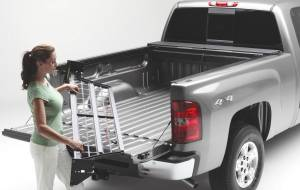 Roll-N-Lock - Roll-N-Lock CM445 Cargo Manager Rolling Truck Bed Divider - Image 6