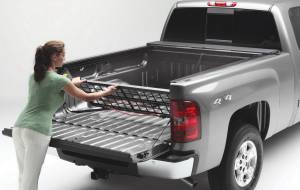 Roll-N-Lock - Roll-N-Lock CM447 Cargo Manager Rolling Truck Bed Divider - Image 4