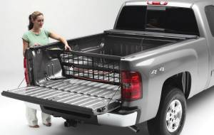 Roll-N-Lock - Roll-N-Lock CM446 Cargo Manager Rolling Truck Bed Divider - Image 3