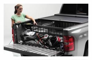 Roll-N-Lock - Roll-N-Lock CM123 Cargo Manager Rolling Truck Bed Divider - Image 1