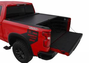Roll-N-Lock - Roll-N-Lock BT123A Roll-N-Lock A-Series Truck Bed Cover - Image 3