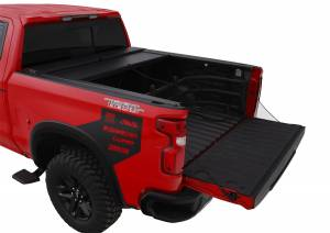 Roll-N-Lock - Roll-N-Lock BT123A Roll-N-Lock A-Series Truck Bed Cover - Image 4
