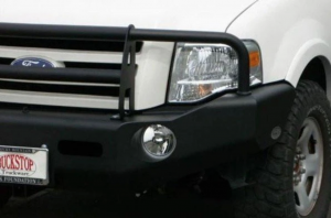 TrailReady - Buckstop F120SCL Winch Front Bumper with Receiver and Full Guard Ford Expedition 2007-2014 - Image 2