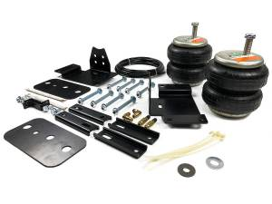 Air Bags - Leveling Solutions Air Bags - Leveling Solutions - 2008-2010 Ford F350 4x4 & 2wd (will fit with or without in-bed hitch) - Leveling Solutions Suspension Air Bags