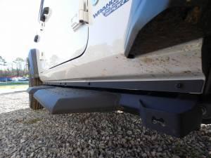 Jeep Bumpers - Hammerhead Bumpers - Hammerhead 600-56-0602 4-Door Bottom Trim Jeep Wrangler JK 2007-2018