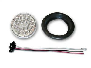 Exterior Lighting - Tail Light Assembly - Poison Spyder - Poison Spyder 41-04-051 24-LED Taillight Push-In