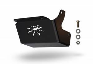Poison Spyder - Poison Spyder 14-15-020 Steering Box Skid Plate
