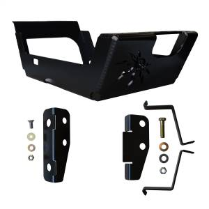 Suspension Parts - Skid Plates - Poison Spyder - Poison Spyder 17-56-012 Evap Skid Plate