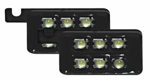 Exterior Lighting - Cargo Area Light - Extang - Extang 315-4 B-Light Tonneau Lighting System