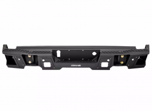 Shop Bumpers By Vehicle - Chevy Colorado - Bodyguard - Bodyguard DFC15E A2 Rear Bumper Chevy/GMC Colorado/Canyon 2015-2019