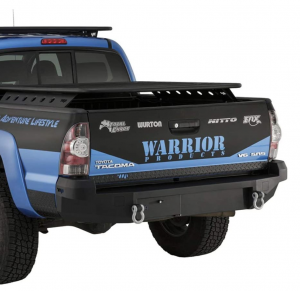 Truck Bumpers - Warrior Products - Toyota Tacoma