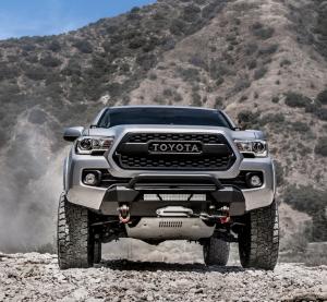 Truck Bumpers - Body Armor - Toyota 4Runner