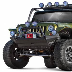 Truck Bumpers - Body Armor - Jeep Wrangler JK