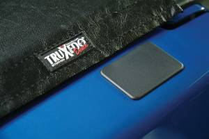 Truck Bed Stake Pocket Cover - Truck Bed Stake Pocket Cover - Truxedo - Truxedo 1704212 Stake Pocket Covers