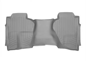 WeatherTech 465191-461492 FloorLiner, Front//Rear, Gray