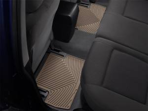 WeatherTech - WeatherTech W211TN-W212TN-W213TN All Weather Floor Mats - Image 2