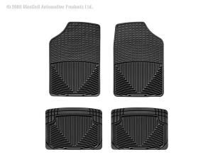 WeatherTech - WeatherTech W2-W20 All Weather Floor Mats